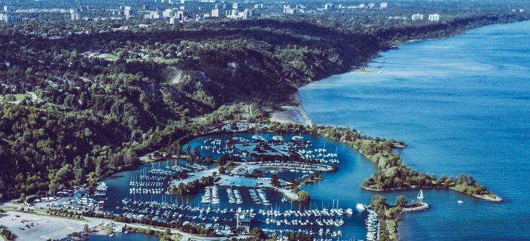 Scarborough Bluffs Marina - Movers Scarborough