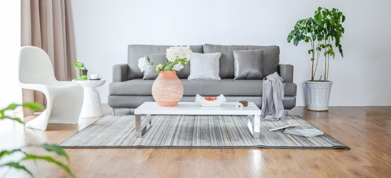 Living room furniture for movers Etobicoke to relocate.