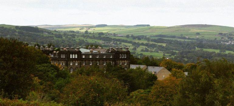 Bradford's caramel-colored buildings